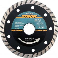 Disc diamantat turbo H7 115x2.7 mm STHOR