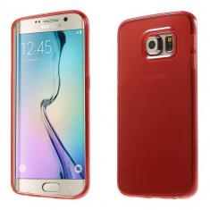 Husa Samsung Galaxy S6 Edge - Gel TPU Red