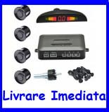 Senzori Parcare SPATE cu Display LED si avertizare sonora  AL-TCT-316