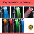 Cap De Dus Cu LED Colorat / Led Luminos
