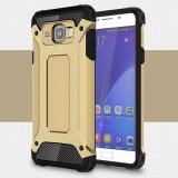 Husa Samsung Galaxy A3 (2016) - Hybrid Armour Gold, Gel TPU