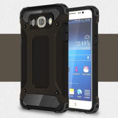 Husa Samsung Galaxy J5 (2016) J510 - Hybrid Armour Black, Gel TPU
