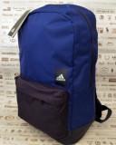 Rucsac adidas Classic -44X39X16cm- produs original, factura, garantie, Albastru, Marime universala