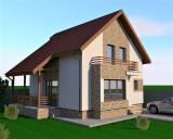 Casa in comuna Berceni