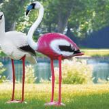 Decoratiune de gradina Flamingo