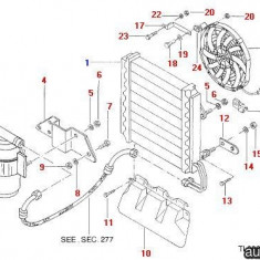 Ventilator racire radiator clima Nissan Cabstar E (poz.16) NISSAN OE 92120D6200