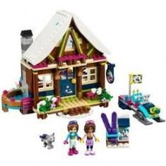 Lego Friends. Cabana din statiunea de iarna