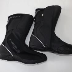 Cizme moto Nexo Sport culoare negru marime 43 Cod Produs: MX_NEW MX5483