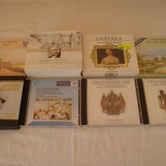 Cd-uri muzica clasica SET 20 buc (8 sigilate)-provenienta Germania