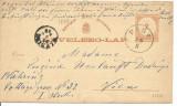 (A) carte postala-UNGARIA 1878, Circulata, Printata