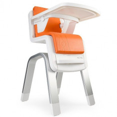 Scaun de Masa Zaaz White Orange