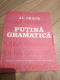 Al graur - putina gramatica Ra