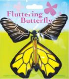 Fluture din hartie cu banda elastica