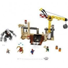 Lego Marvel Rhino and Sandman super villain team-up 7-14 Ani
