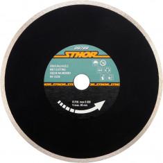 Disc diamantat continuu H5 230x2.4 mm STHOR