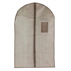 Husa pastrare haine Deluxe 95cm-fildes - Geanta skiuri