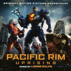 OST - Pacific Rim Uprising ( 1 CD ) - Muzica soundtrack