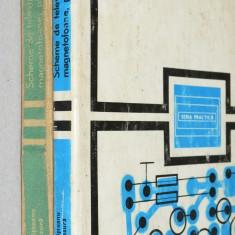 Scheme de televizoare, magnetofoane, picupuri, VOL. I + VOL. II 1976