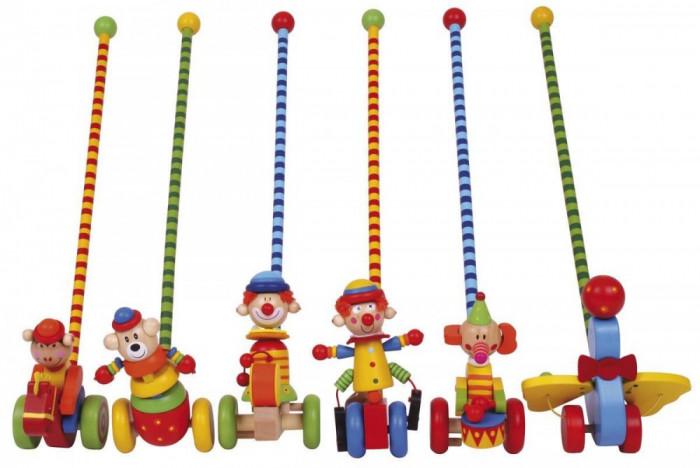 Jucarie de impins - La circ