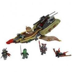 Lego Ninjago: Destiny's Shadow Barca multifunctionala 7-14 ani (70623)