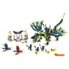 Lego Ninjago Atacul dragonului Morro 8-14 ani (70736)