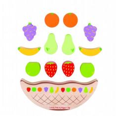 Joc de echilibru - Balanta fructelor, Bigjigs