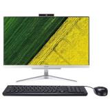 Sistem All in One Acer Aspire C22-860 21.5 inch FHD Intel Core i3-7130U 4GB DDR4 1TB HDD Silver