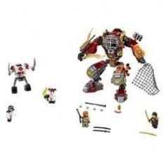 Lego Ninjago Vanator de recompense Salvage M.E.C. 8-14 ani