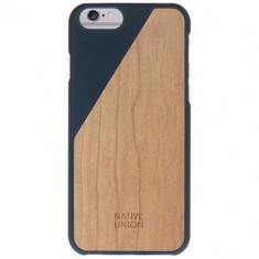 Husa Protectie Spate Native Union 111512 Luxury Clic Cherry Wood pentru Apple iPhone 6 Plus - Husa Telefon