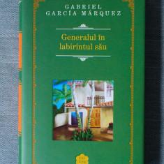 Gabriel Garcia Marquez - Generalul în labirintul său (Rao, 2014, nouă) - Roman