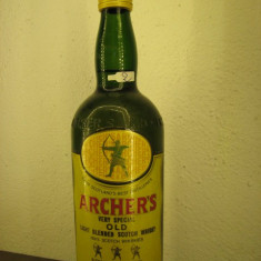 N 2 ARCHERS VERY SPECIAL OLD LIGHT BLENDED SCHOTC WHISKY  cl 75 gr 43 ANI 50/60