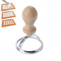 Cutter decupare aluat umplut-rotund 6;5 cm