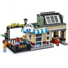 Lego Creator Casa de pe strada Parcului 8-12 ani