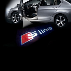 Holograma Logo Usa Audi S-Line - Logo Marca