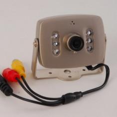 Camera supraveghere CCTV ieftina - A/N, Monocrom, Analogic
