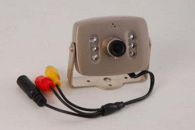 Camera supraveghere CCTV ieftina - A/N foto
