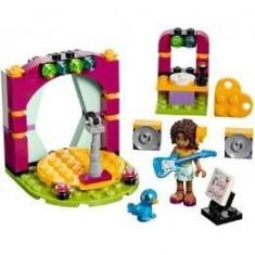 Lego Friends Duetul muzical al Andreei 5-12 ani (