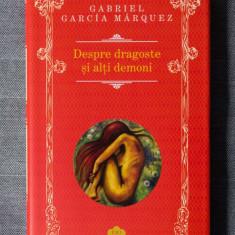 Gabriel Garcia Marquez - Despre dragoste și alți demoni (Rao, 2014, nouă) - Roman