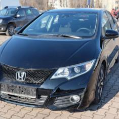 Vand Honda Civic, garantie 2021, An Fabricatie: 2016, 12500 km, Benzina, Hatchback