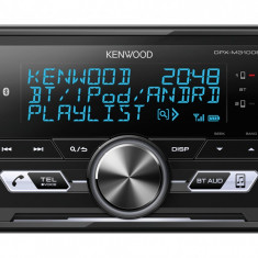 Player Auto Kenwood DPX-M3100BT - CD Player MP3 auto