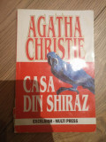 Agatha Christie - casa din shiraz Ra