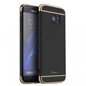 Husa Samsung Galaxy S7 Edge IPaky 3 in 1 Neagra