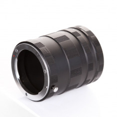 Tub macro, tuburi de extensie macro, inele macro pt. Pentax Montura K - Inel macro obiectiv foto