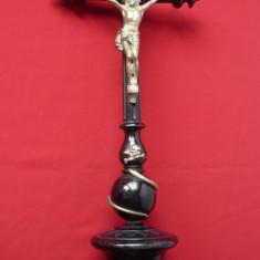 CRUCIFIX NEGRU