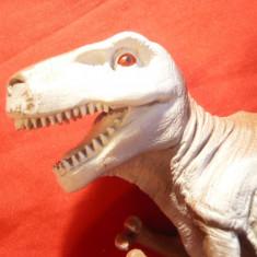 Figurina- Dinozauri- Tyranosaurus Rex, L= 20 cm