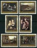 CUBA 1986 - PICTURA - SERIE DE 6 TIMBRE - NESTAMPILATA - MNH / pictura301