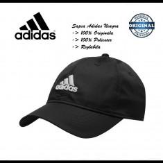 Sapca Adidas Golf Neagra - Originala - Reglabila - Polyester - Detalii in anunt - Sapca Barbati Adidas, Marime: Marime universala, Culoare: Negru