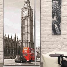 Dulap textil pentru haine si pantofi-Londra