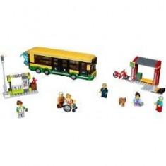 Lego City. Statie de autobuz