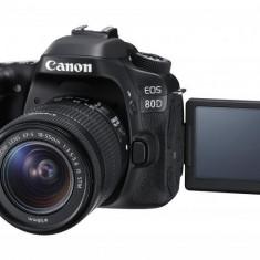 PHOTO CAMERA CANON 80D EF 18-55 IS STM - Aparat foto DSLR